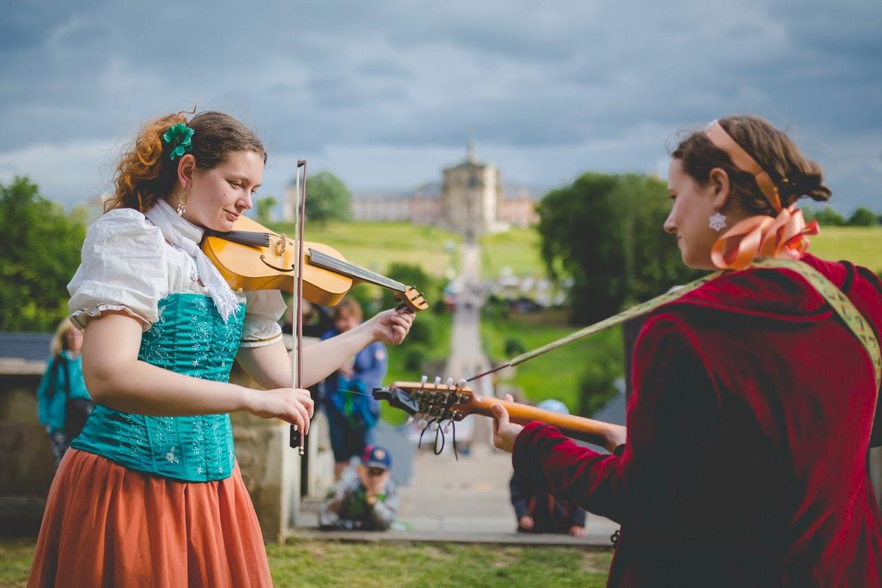 Baroko naoko, slavnost v Kuksu 2019